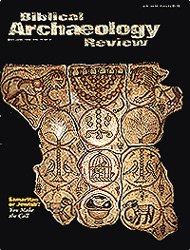 Biblical Archaeology Review, July 1998, Pp. 54-56, 62