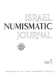 Israel Numismatic Journal, Vol. 14, 2000-2, Pp 125-128