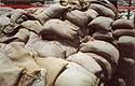 Many sandbags to fill